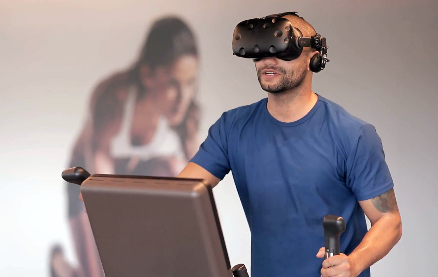 VR Can Remove Body Consciousness From Gyms