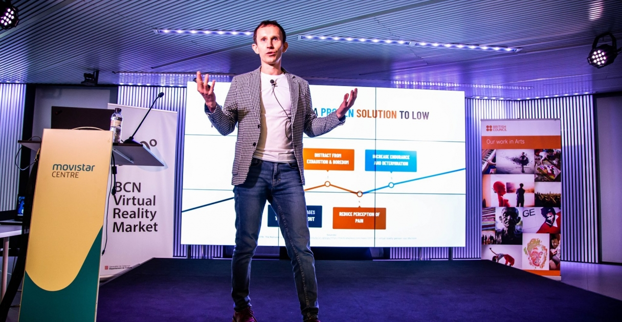Marcin Kotewicz, CEO at Fit Reality