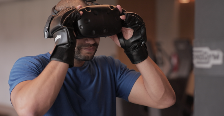 VR high-intensity training! Finally, fitness gets reinvented
