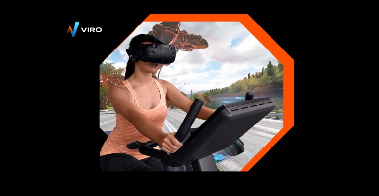 Virtual reality in sports, real gains achieved with virtual tools
