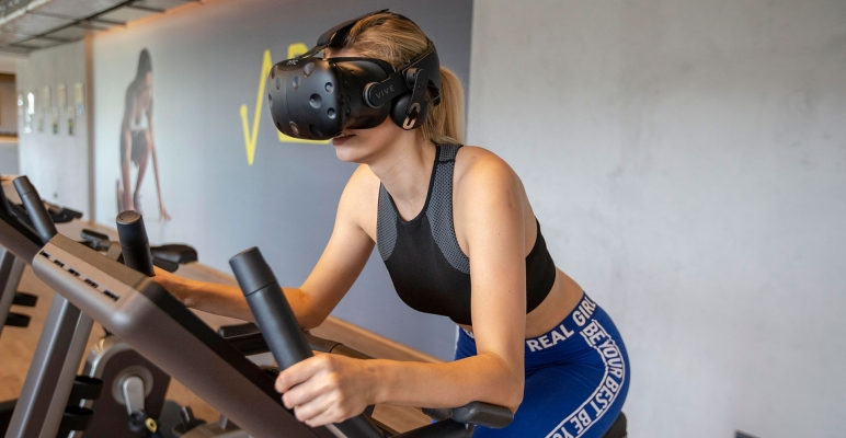 What is Virtual Reality Cycling All About?