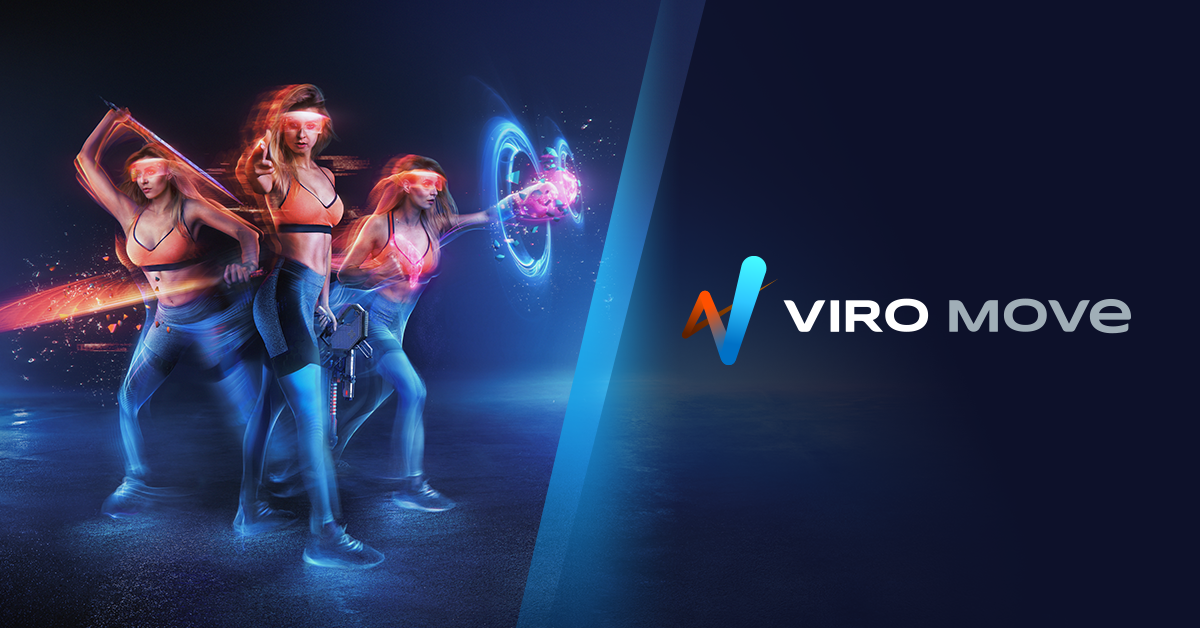 Viro Move VR Fitness Weapon Master Training